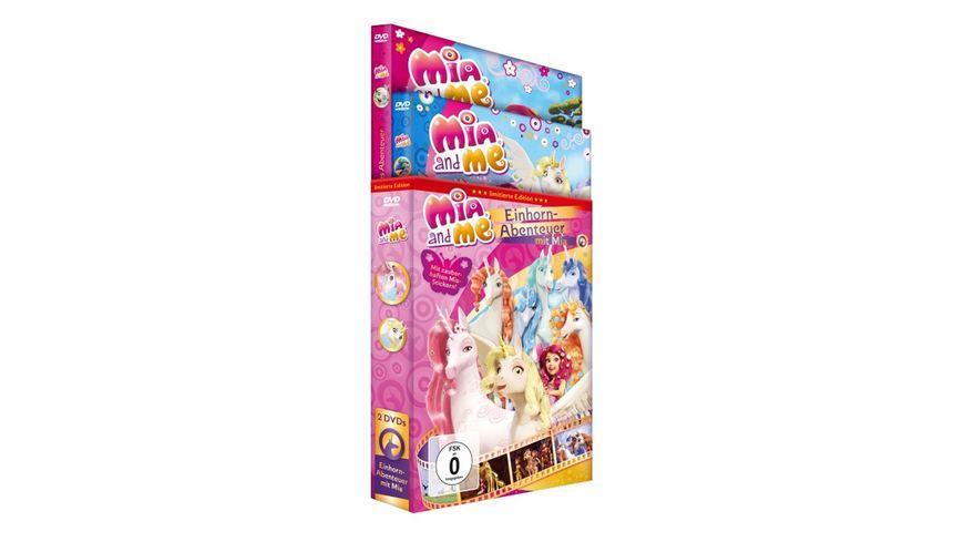 Einhorn Abenteur Mit Mia Limited Edition