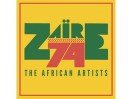 Zaire 74 The African Artists