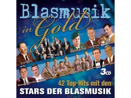 Blasmusik In Gold