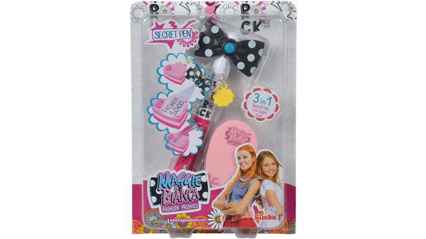 Simba Maggie und Bianca Secret Pen