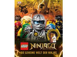 Buch Dorling Kindersley Verlag LEGO NINJAGO Die geheime Welt der Ninjas