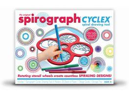BOTI Spirograph Cyclex Zeichenset 10 teilig