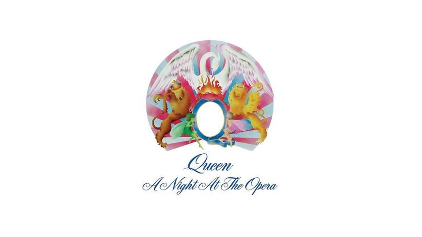 A Night At The Opera 2011 Remaster Deluxe Edition