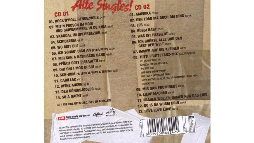 Skandal 30 Jahre Rock n Roll Alle Singles