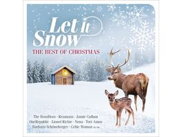 Let It Snow The Best Of Christmas
