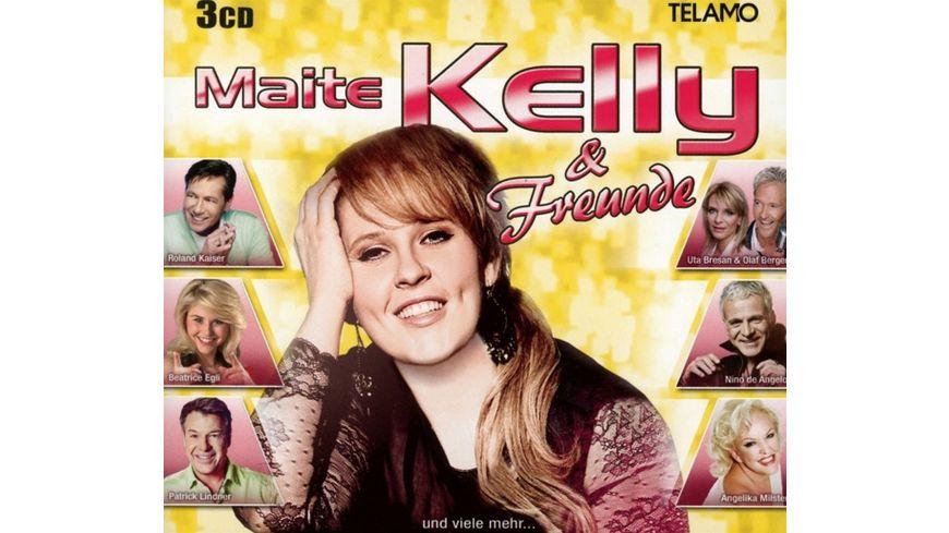 Maite Kelly Freunde
