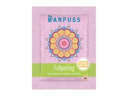 BARFUSS Fusspeeling Bambus