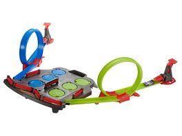 Mattel Hot Wheels Rebound Raceway