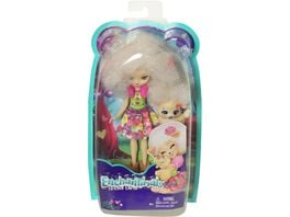 Mattel Enchantimals FCG65 Schafmaedchen Lorna Lamb