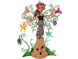 Mattel Monster High Garten Monsterfreundin Treesa Thornwillow