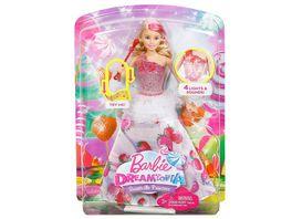 Mattel Barbie Bonbon Licht und Musik Prinzessin