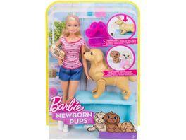 Mattel Barbie Barbie Hundemama Spielset