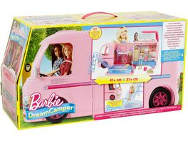 Mattel Barbie Super Abenteuer Camper