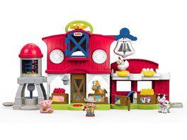 Fisher Price Little People Bauernhof Spielfiguren Set Spielset mit Musik