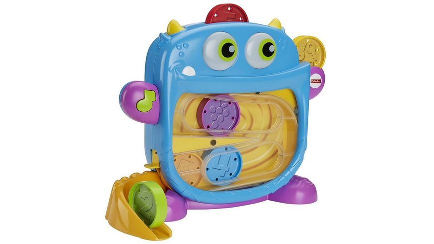 Fisher Price Hungriges Labyrinth Monster