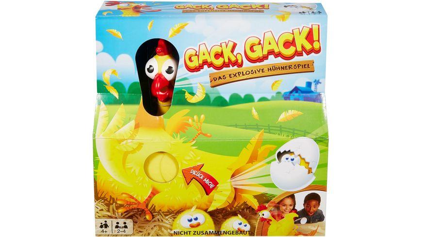 Mattel Games Gack Gack
