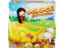 Mattel Games Gack Gack Kinderspiel Aktionsspiel