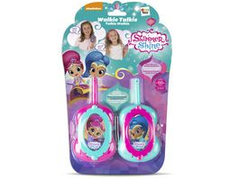 IMC Shimmer und Shine Walkie Talkie