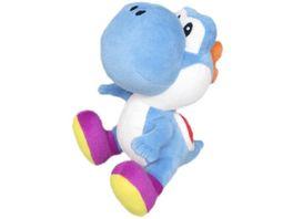 Nintendo Pluesch Yoshi blau