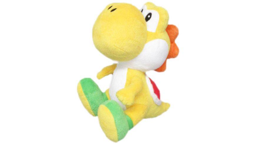Nintendo Pluesch Yoshi gelb