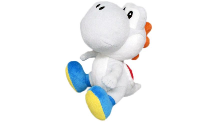 Nintendo Pluesch Yoshi weiss