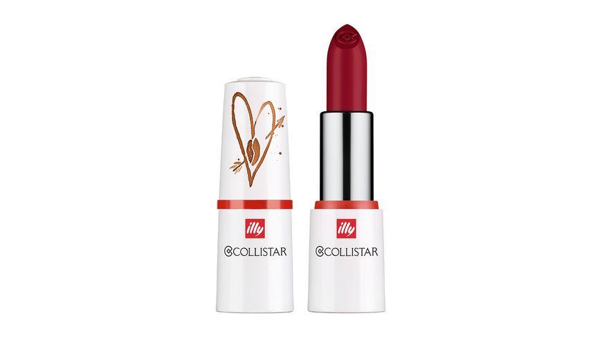 COLLISTAR Puro Lipstick Caffe Illy Look