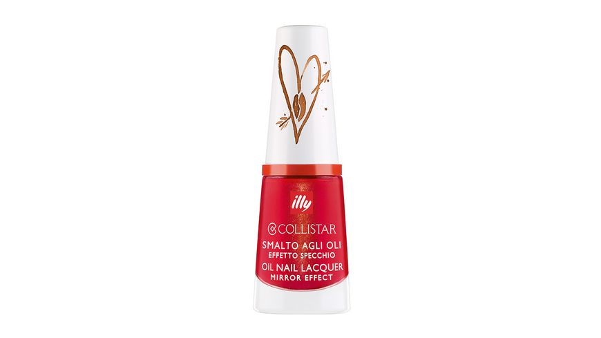 COLLISTAR Oil Nail Lacquer Caffe Illy Look