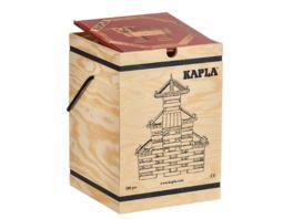 Kapla Kasten naturfarben 280 Teile sortiert