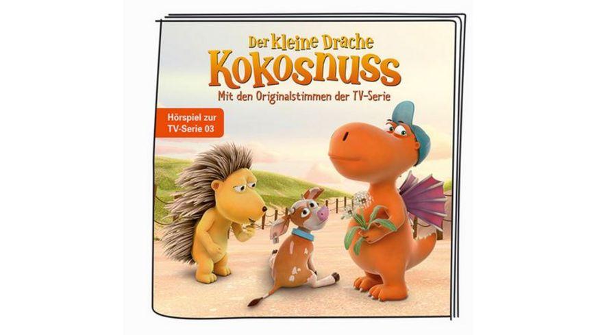 tonies Hoerfigur fuer die Toniebox Der kleine Drache Kokosnuss Hoerspiel zur TV Serie 03