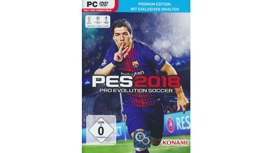 Pro Evolution Soccer 2018 Premium Edition