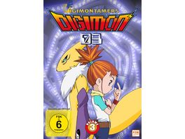 Digimon Tamers Volume 3 Episoden 35 51 3 DVDs
