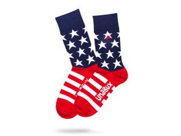Unabux Socke Sterne Unisex