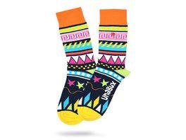 Unabux Socke Ethnostyle Unisex