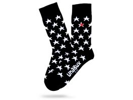 Unabux Socke Sternenhimmel Unisex
