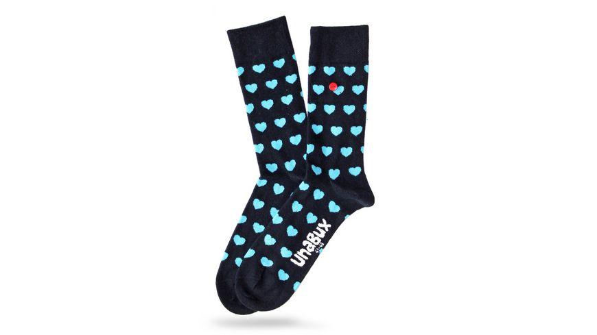 Unabux Socke Blue Darling Unisex
