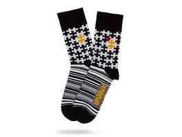 Unabux Socke Puzzle Unisex