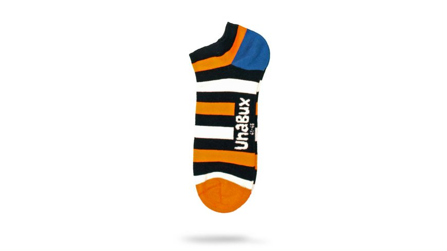 Unabux Sneakersocken Big Dream unisex 2er Pack