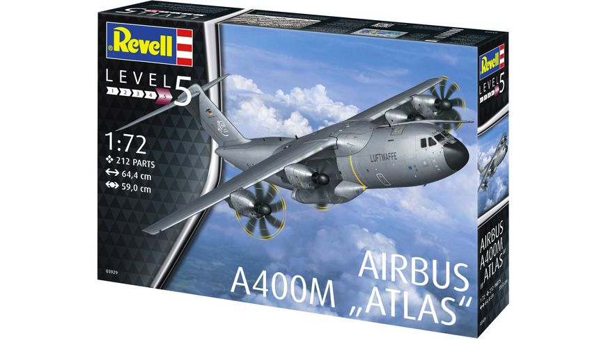 Revell 03929 Airbus A400M Atlas