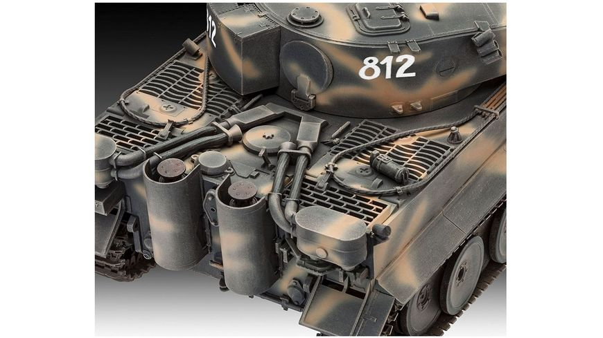 Revell 05790 Geschenkset 75 Jahre Tiger I