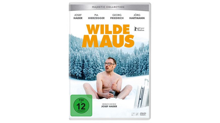 Wilde Maus Majestic Collection