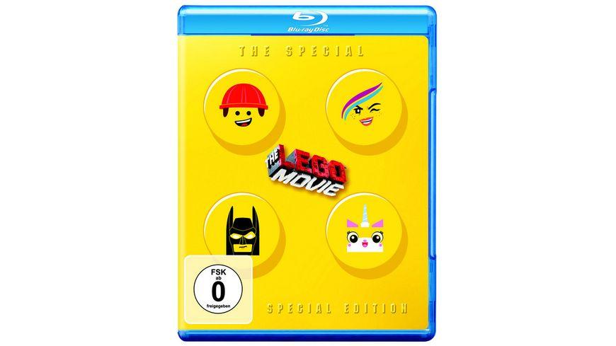 Lego The Movie SE inkl Digital Ultraviolet