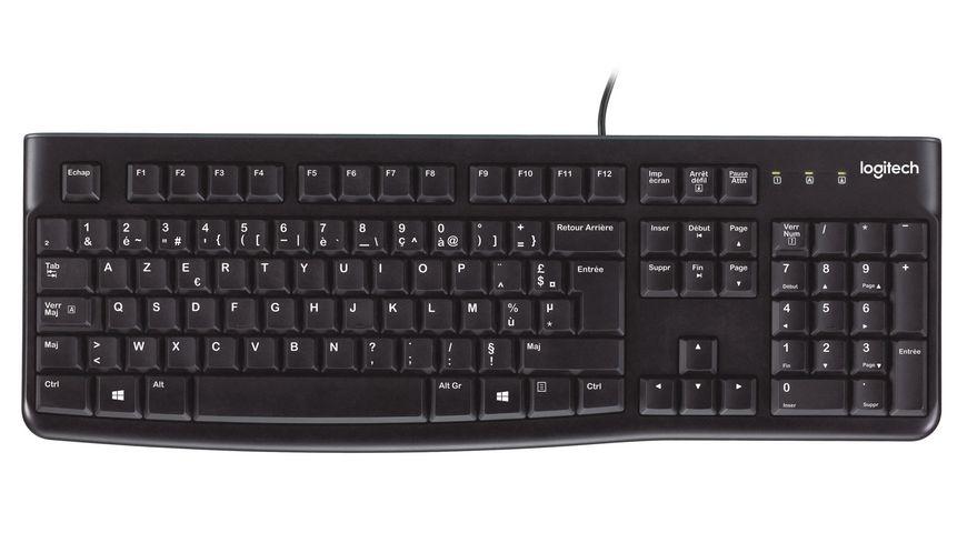 Logitech K120 Tastatur kabelgebunden