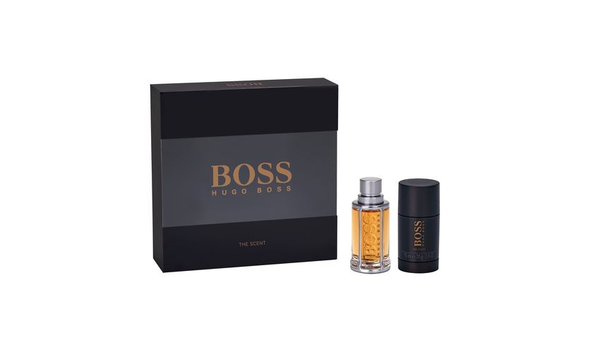 BOSS The Scent for Him Duftset