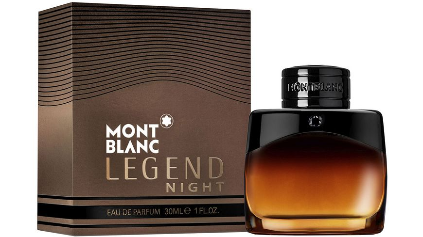 MONTBLANC Legend Night Homme
