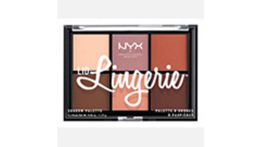 NYX PROFESSIONAL MAKEUP Lid Lingerie Shadow Palette