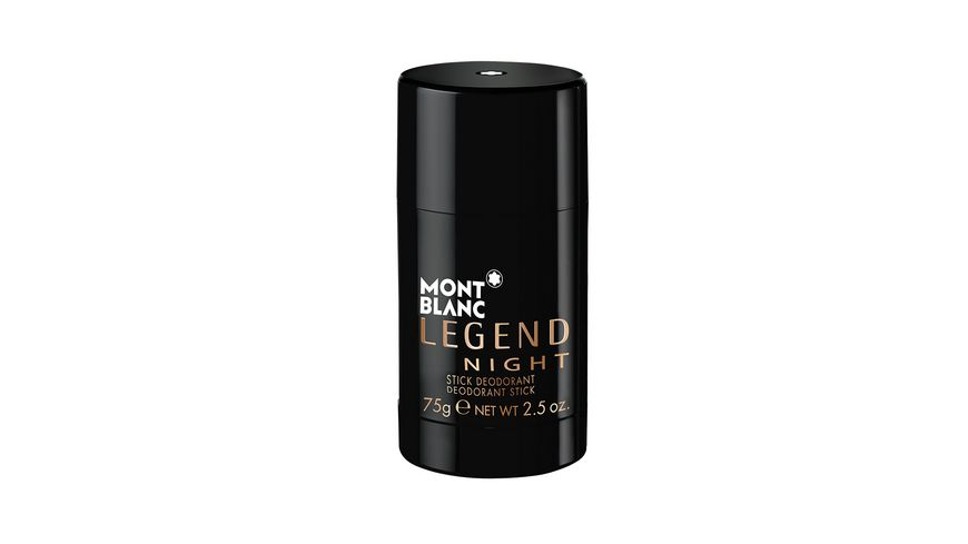 MONTBLANC Legend Night Homme Deostick