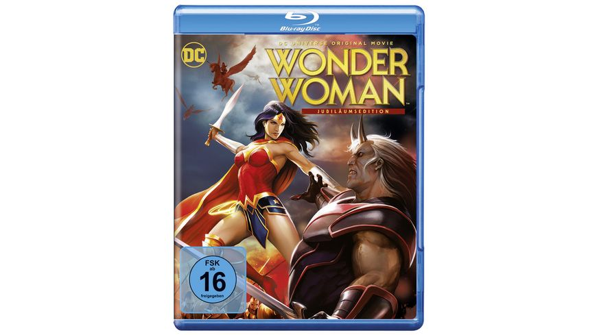 Wonder Woman Jubilaeumsedition