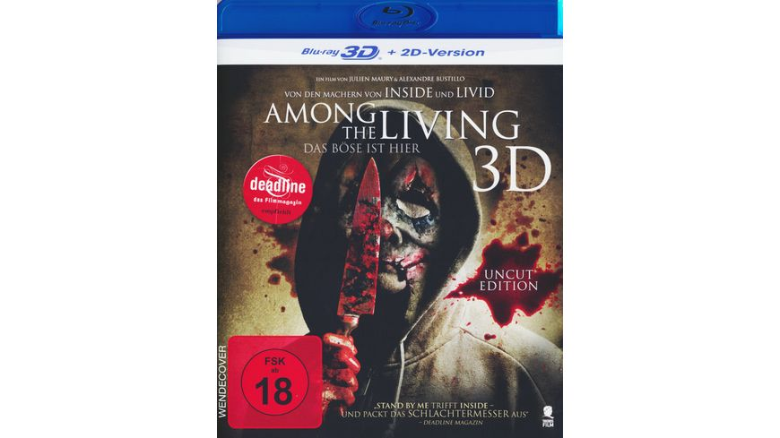 Among the Living Uncut Edition inkl 2D Version