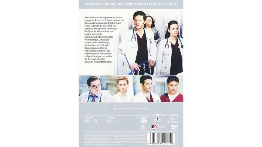 Chicago Med Staffel 2 6 DVDs