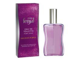 miss fenjal Touch of Purple Eau de Toilette
